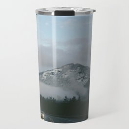 Evening Drives in the Columbia River Gorge Travel Mug
