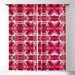 floral abstract pattern 2 Blackout Curtain