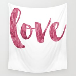 Beauty We Love Wall Tapestry