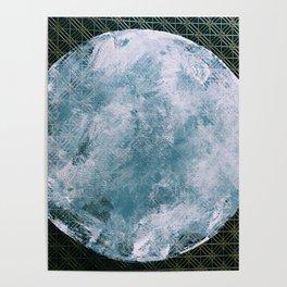 Full Hunter's Moon Poster