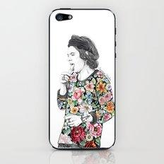 Harry  sketch  iPhone & iPod Skin