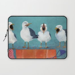 Gaviotas Laptop Sleeve