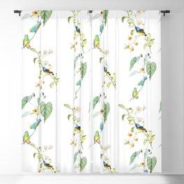 Birds #2 Blackout Curtain