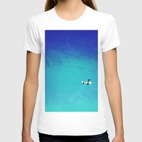 airplane T-shirts featuring Airplane by Brad Newman