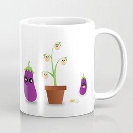 Egg Plant Coffee Mug