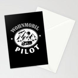 Der Wohnmobil Pilot | Geschenk für Mann Stationery Cards