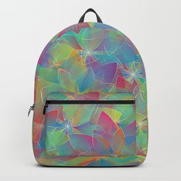 Flower Sea 4 Backpack