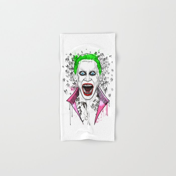 joker Hand & Bath Towel