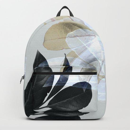 Plant Leaves, Botanical, Foliage Backpack