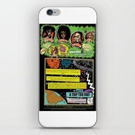 Page #1 of Tex Watt's  (UNCENSORED) SUNDAY COMIX POP-ART! iPhone Skin