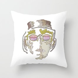 Cool Guy Throw Pillow