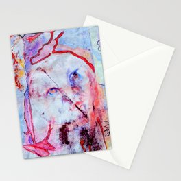 Across the Universe, B Stationery Cards