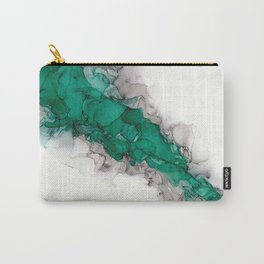 Study in Green Carry-All Pouch