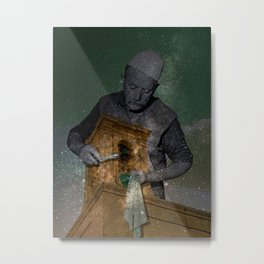 Universal Trimmer Metal Print