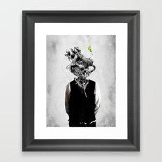 Mindgrow Framed Art Print