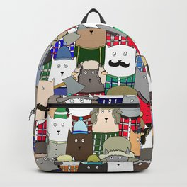LumberCats Backpack