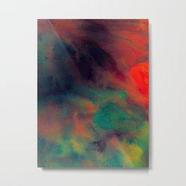April Sunrise Metal Print