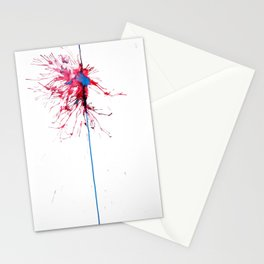 My Schizophrenia (10) Stationery Cards