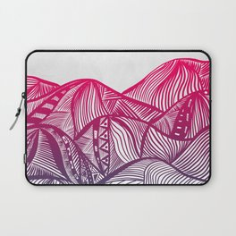 Lines in the mountains 05 Laptop Sleeve
