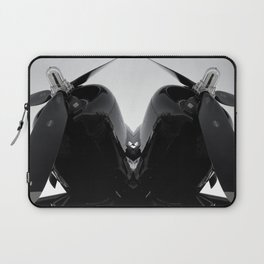 Propped up Laptop Sleeve