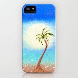Belmont's Beach iPhone Case