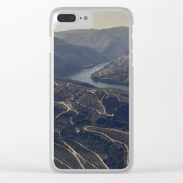 Douro Clear iPhone Case