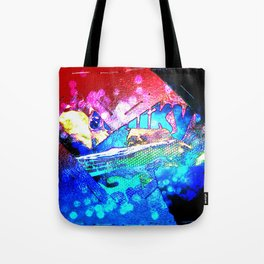 ice candy Tote Bag