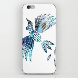 Tui Paua iPhone Skin