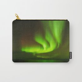 Northern Lights at the North Cape Norway Carry-All Pouch