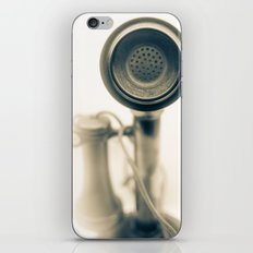 Can you hear me.....now? iPhone Skin