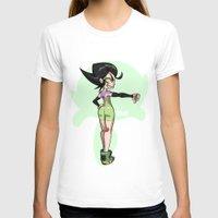 powerpuff girls T-shirts featuring Buttercup - The Powerpuff Girls by zeoarts