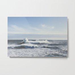 Ocean Mystic Metal Print