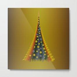 My Christmas tree Metal Print