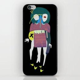 Collectivism #1 iPhone Skin
