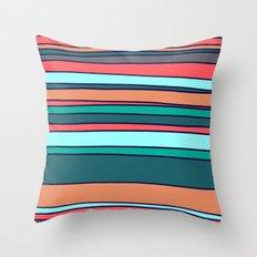 Halcyon Days Throw Pillow