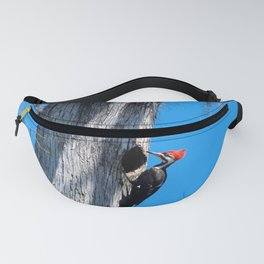 Bayou Bird (Pileated Woodpecker) Fanny Pack