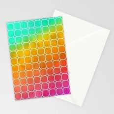 Rainbow Pattern #1 Stationery Cards