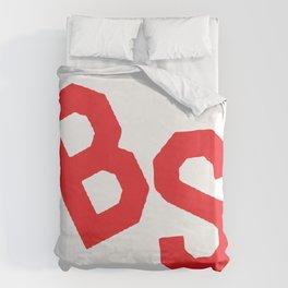 BS Tee Duvet Cover