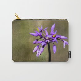 Pink Tassel flower Carry-All Pouch