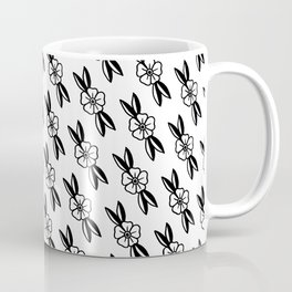 Tiny Flowers Coffee Mug