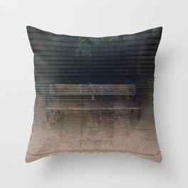 ASIENTO/VÉRTIGO Throw Pillow