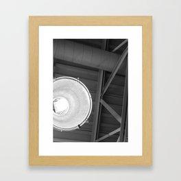 OK Framed Art Print