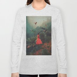 20 Seconds before the Rain Long Sleeve T-shirt
