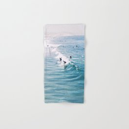 Catch A Wave Hand & Bath Towel