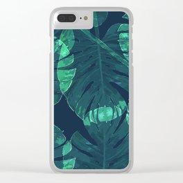 Tropica Clear iPhone Case