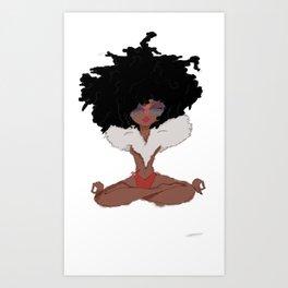Rafiki Art Print