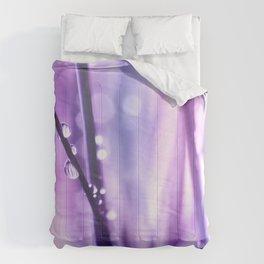 Drops Purple 18 Comforters