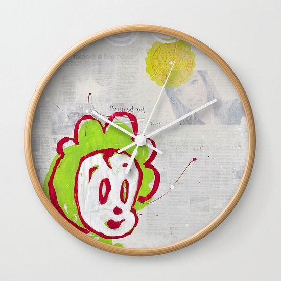 BOBO XLVI Wall Clock