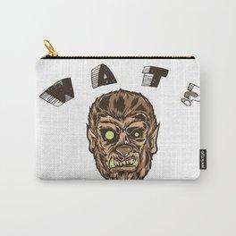Werewolf's Daze Carry-All Pouch
