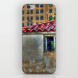 The Pool House iPhone Skin